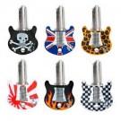Key Caps Keytars