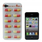Old School iPhone Case Pill Case