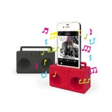 Boombox Speaker voor iPhone 4&5