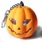 Led Keychain Pumpkin
