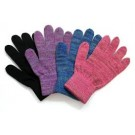 Children's Touch Screen Gloves Purple