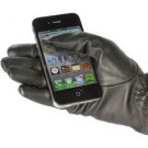 Touch Screen Gloves Leather