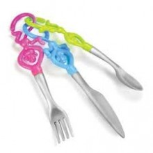 Children's Monkey Cutlery